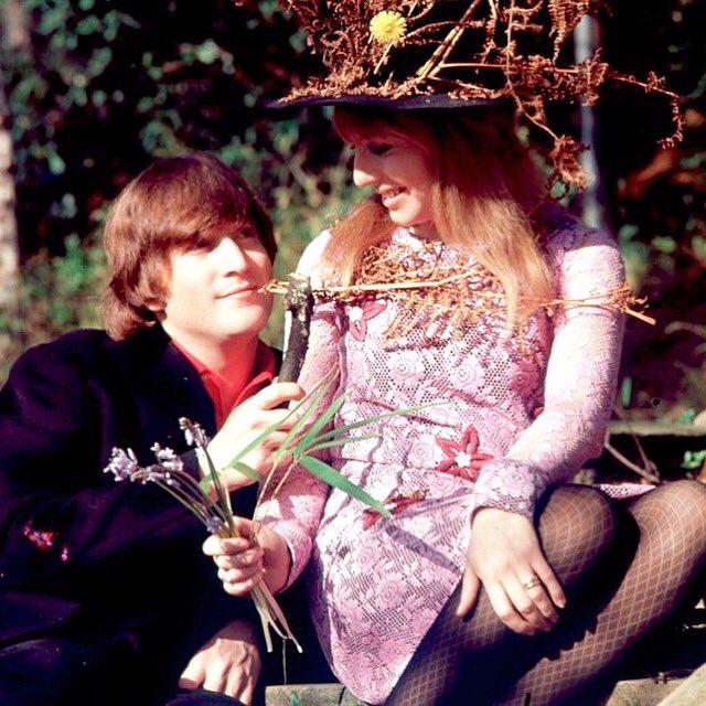 Happy birthday, Cynthia Lennon!