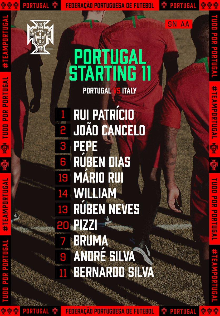 [UEFA Nations League] Portugal vs. Itália Dmv8x4lWsAIHb4U