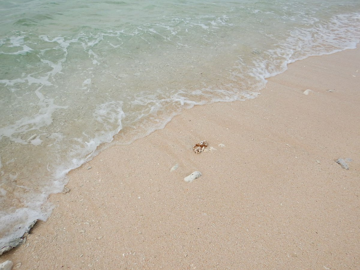 やっぱり海がとてつもなくキレイ✨