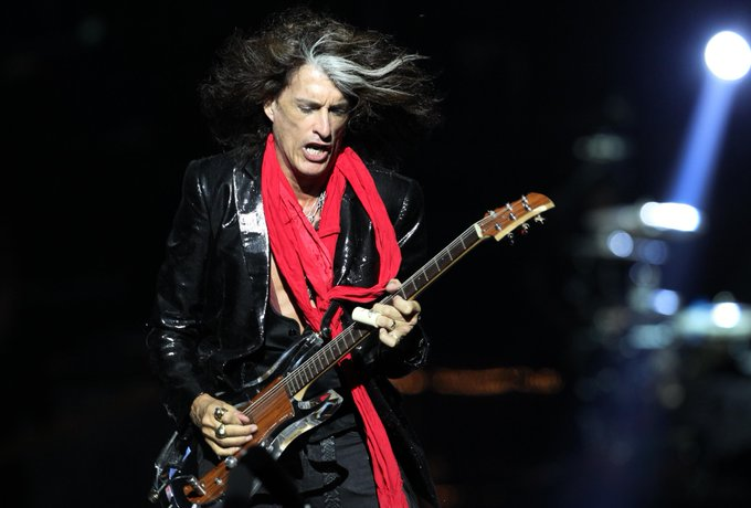 Happy Birthday to Joe Perry of