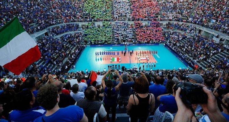 Buona la prima! #ItaliaGiappone 3-0#VolleyMondiali18: in Italia e Bulgaria: la guida e i video d'incitamento degli sportivi celebri sui social -----> https://bit.ly/2NpxjgB  - Ukustom