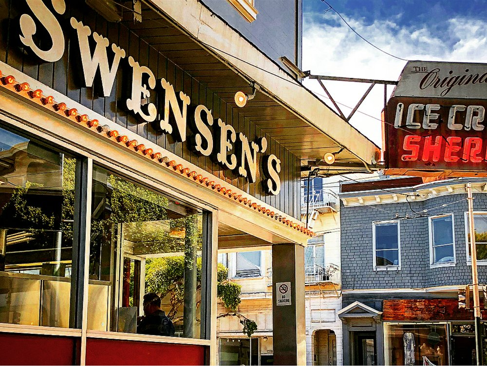 Beautiful sunny day calls for a yummy cold treat from Swensen's 🍨 #Swensensicecream #Swensens #icecream https://t.co/C1Ad4M0ejy