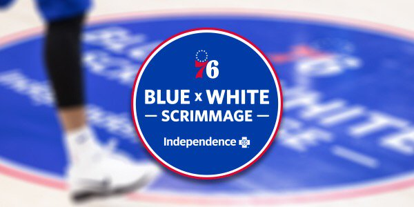Team announces details for Blue x White Scrimmage, presented by @IBX.  �� » https://t.co/SZ3ZI6CJZa   #HereTheyCome https://t.co/411F86FaN8
