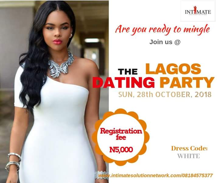 Lagos dating party