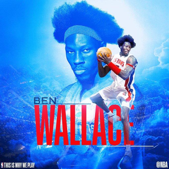 Happy birthday to Big Ben Wallace
