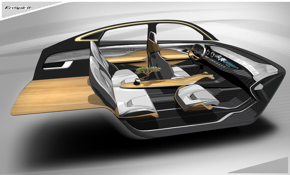 """car design news on twitter: """"from the #cdr5 yearbook: gac's design"""
