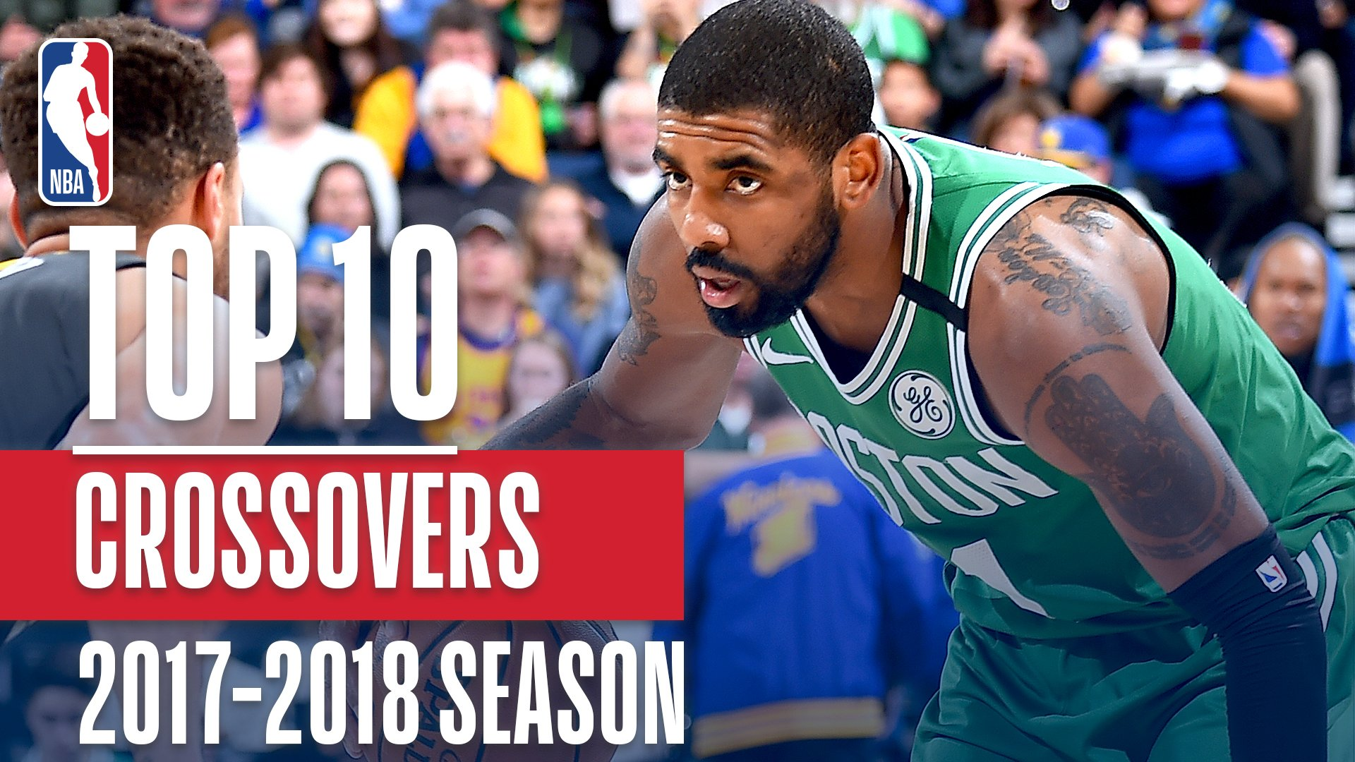Criss-crossin' with the TOP 10 CROSSOVERS from the 2017-18 season! #BESTofNBA https://t.co/Ks1mcCYEUL