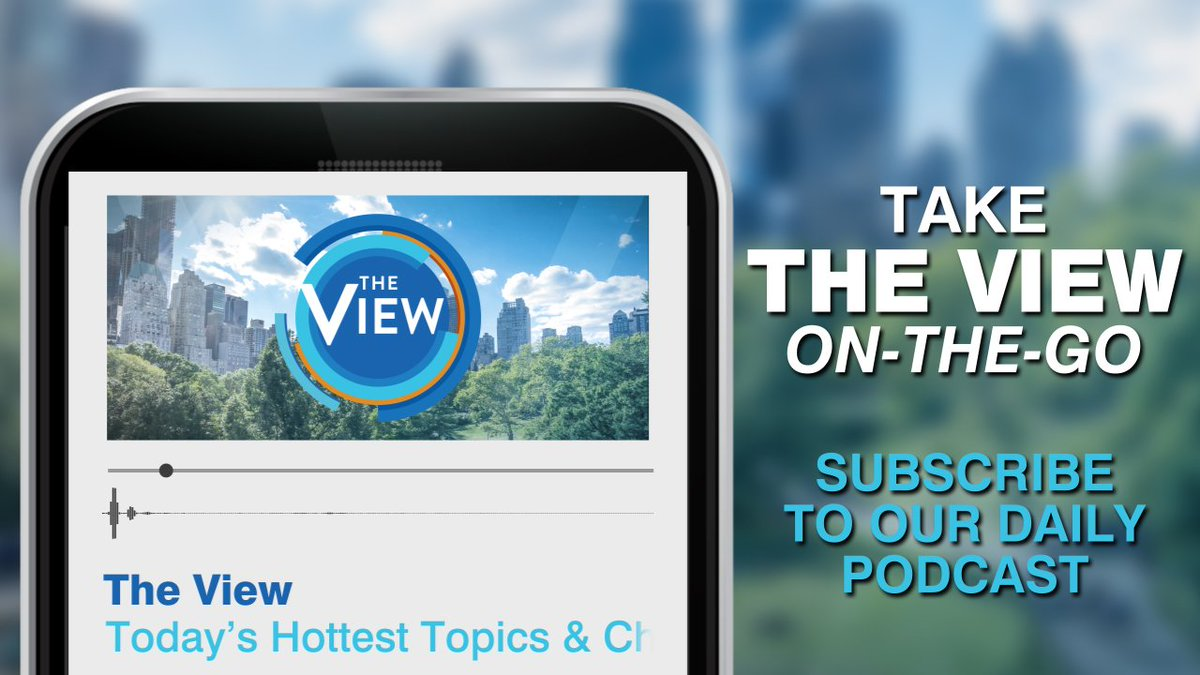 The view giveaways today in history