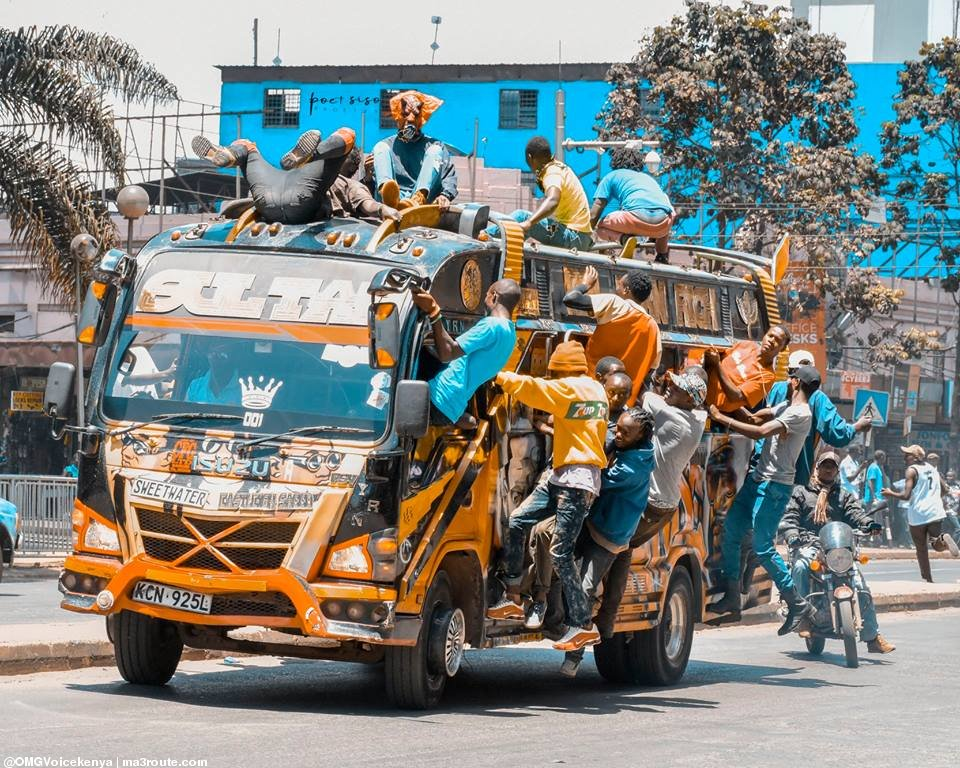 Image result for matatu madness