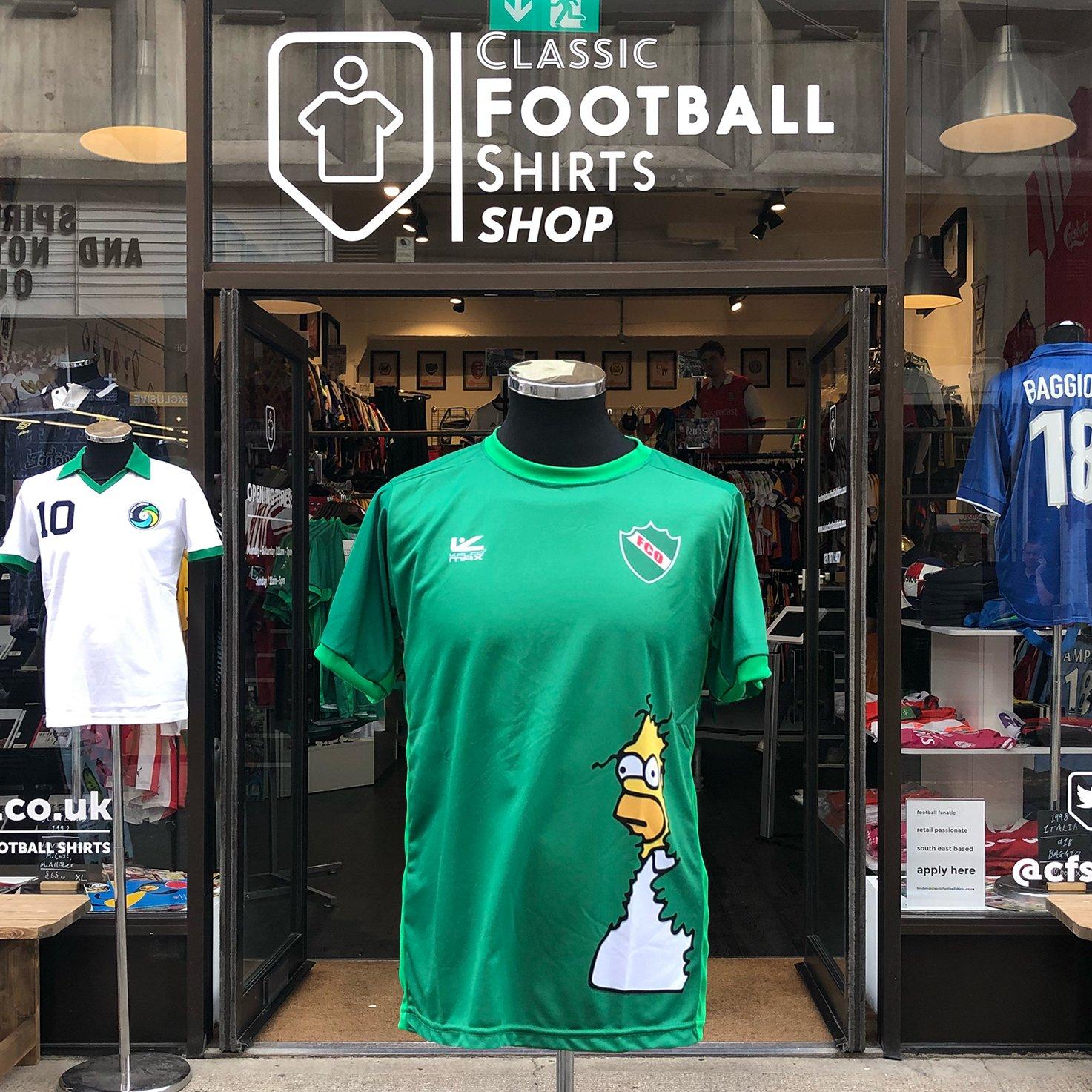 a7debec9a Retro Football T Shirts Uk