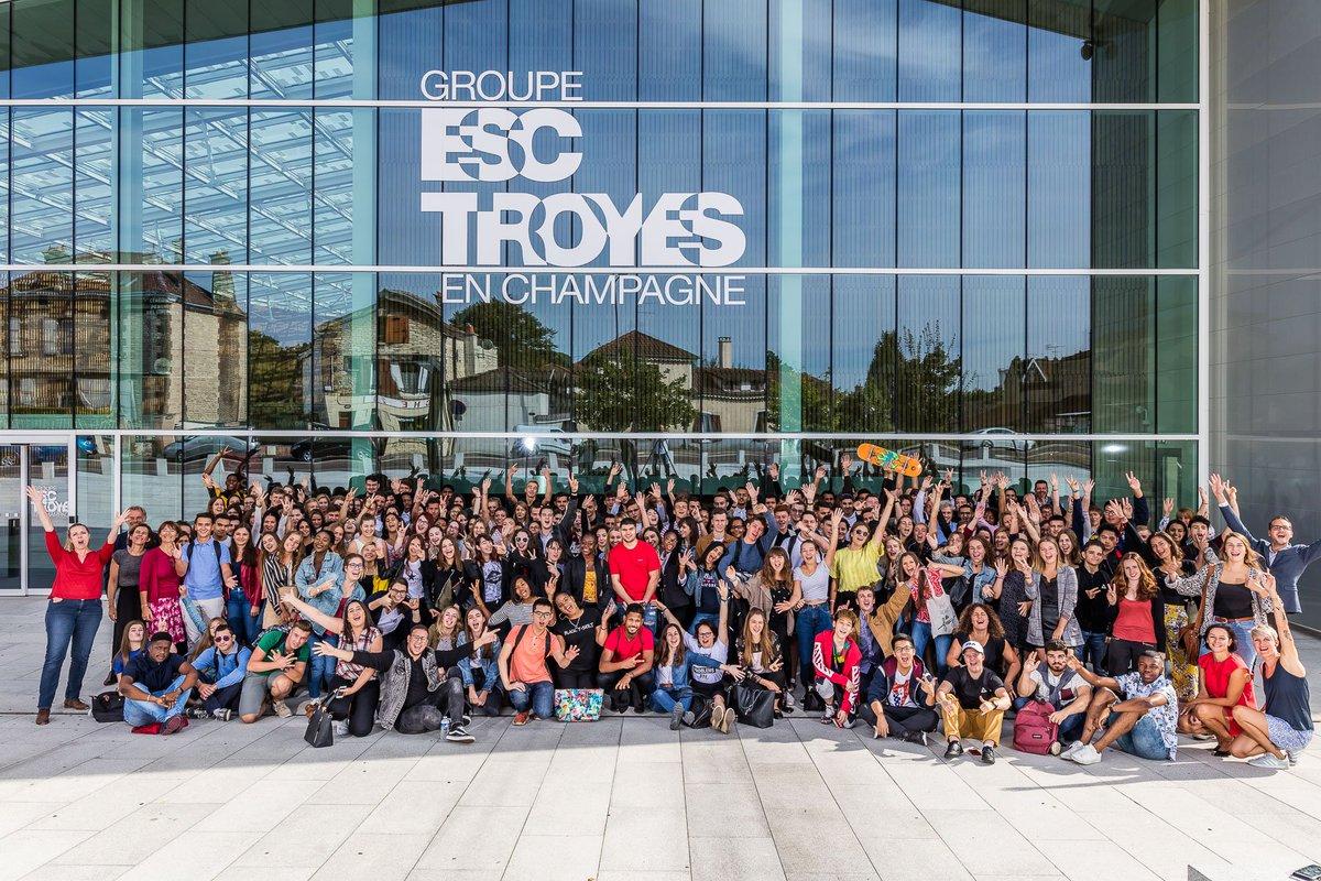 Groupe ESC Troyes (@groupeesctroyes) | Twitter