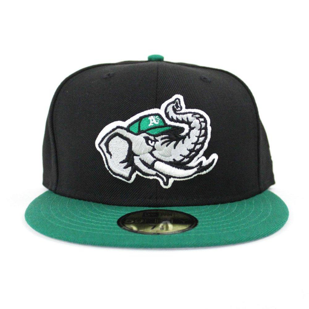 a863b0db5f7 ... inexpensive ecapcity modesto athletics new era 59fifty fitted hat air  jordan 1 pine green gray under