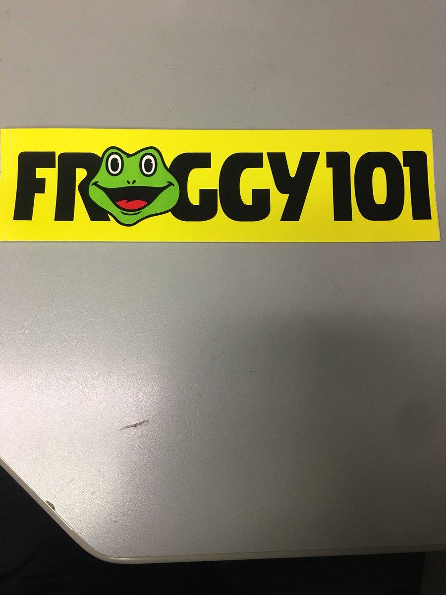 0 replies 1 retweet 5 likes froggy 101
