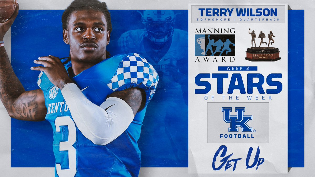 Kentucky QB Terry Wilson