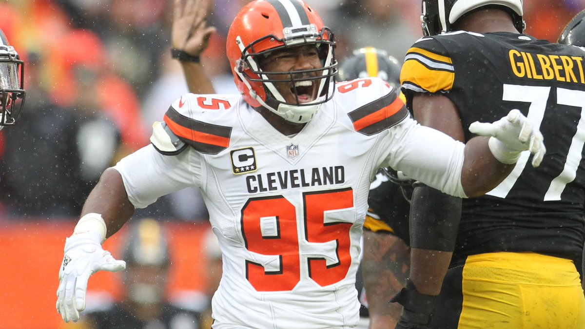 Image result for myles garrett