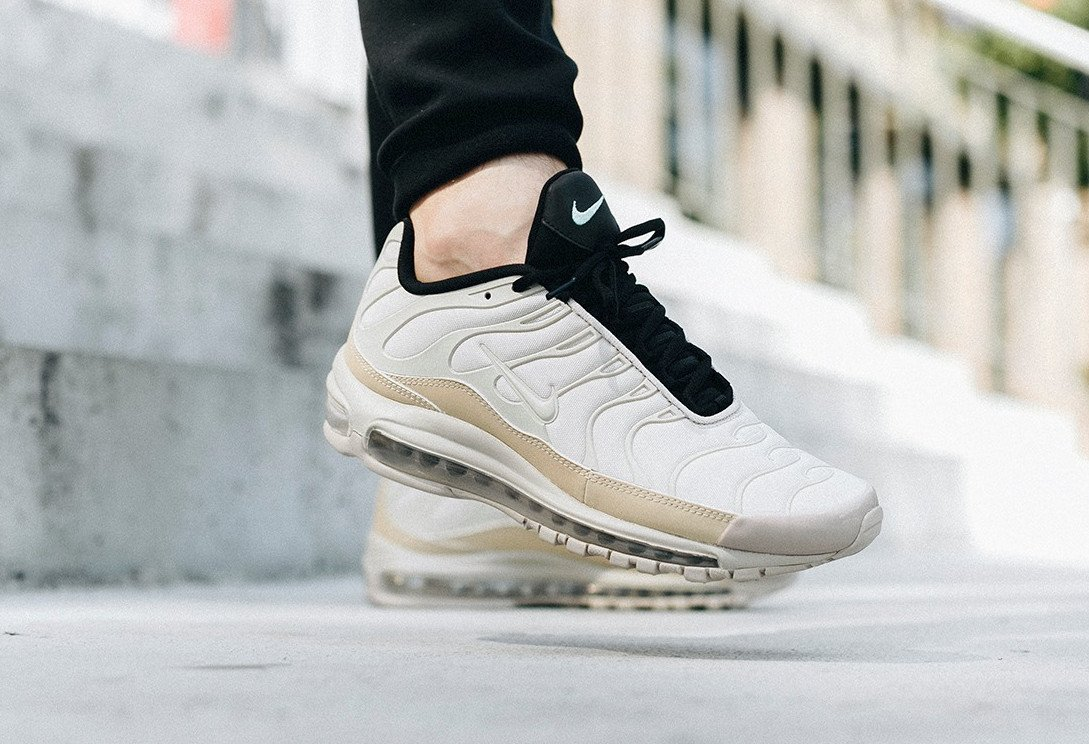 Nike Air Max 97 Plus: On Foot Shots by AFEW The Drop Date