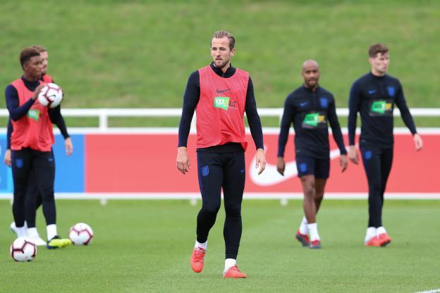 Le capitaine anglais Harry Kane va être laissé au repos pour le match amical contre la Suisse, mardi. https://t.co/L94yhAmp1h
