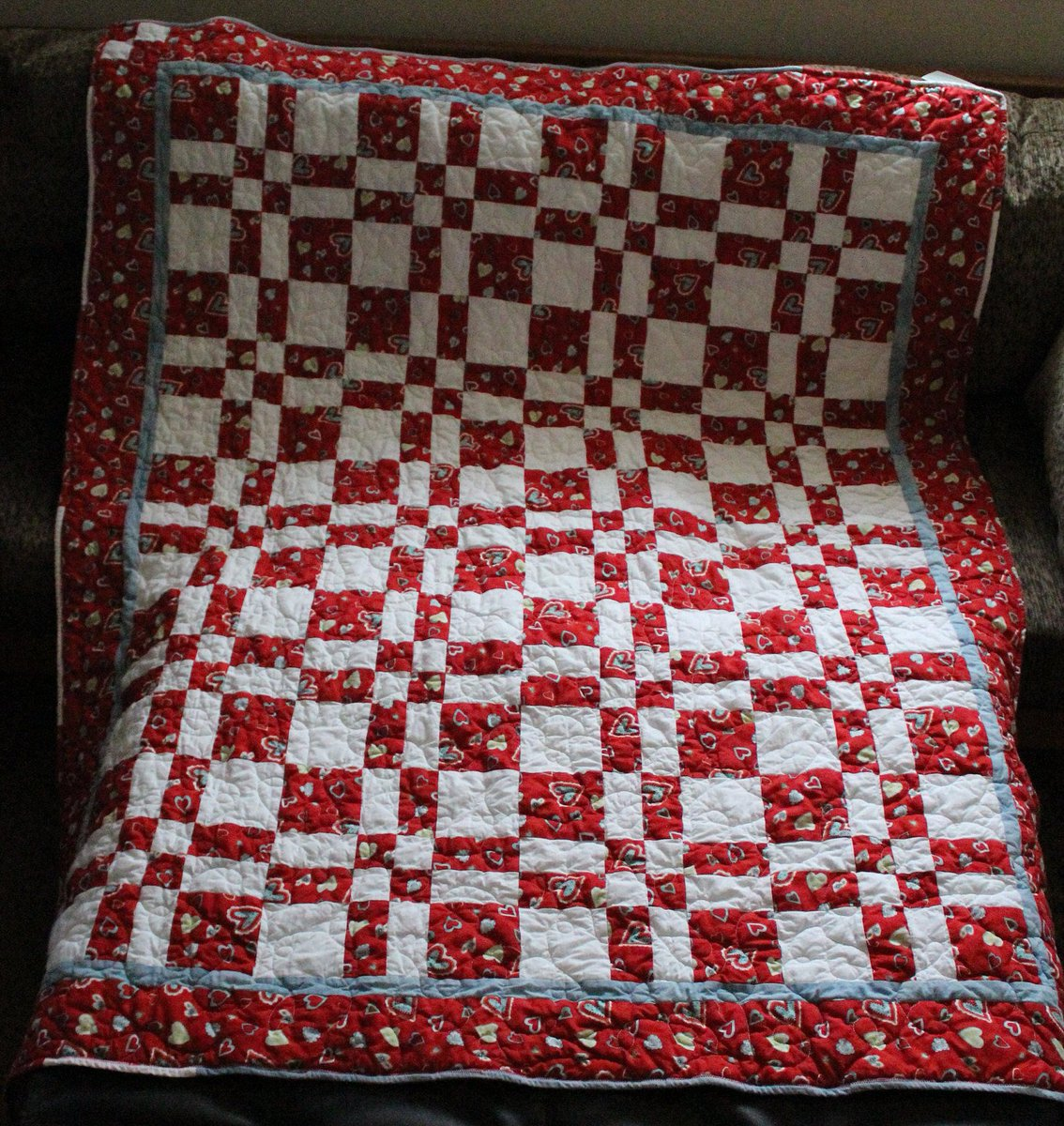 Imagine Quilts And More On Twitter Disappearing 4 Patch Quilt