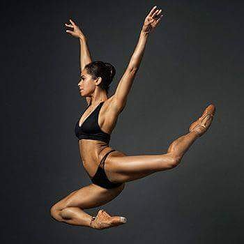 Happy Birthday Misty Copeland!!   - (Misty Copeland Shows Teen Dancer Life As A Ballerina)