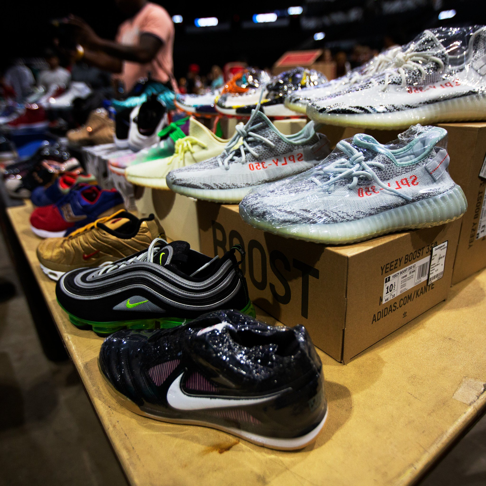Scenes from the 2018 Spurs Sneaker Jam. ����  Full gallery: https://t.co/HPGxweb4O8 https://t.co/3N3KZWNSkf