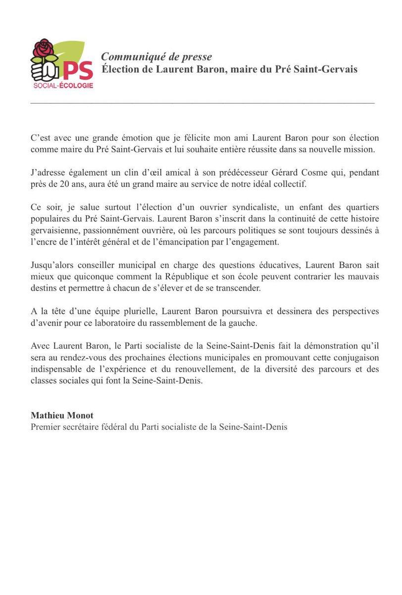 Mathieu Monot On Twitter Fierte Et Emotion A L Occasion De L