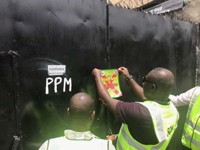 SON Apprehends Syndicate Producing Substandard Paints in Rivers
