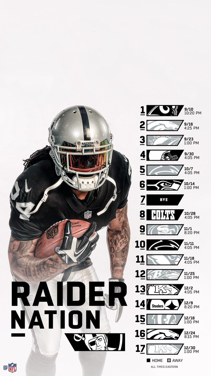 Las Vegas Raiders On Twitter Tonight S The Night Get Game Ready With This Beastmode Wallpaper From The Nfl Raidernation
