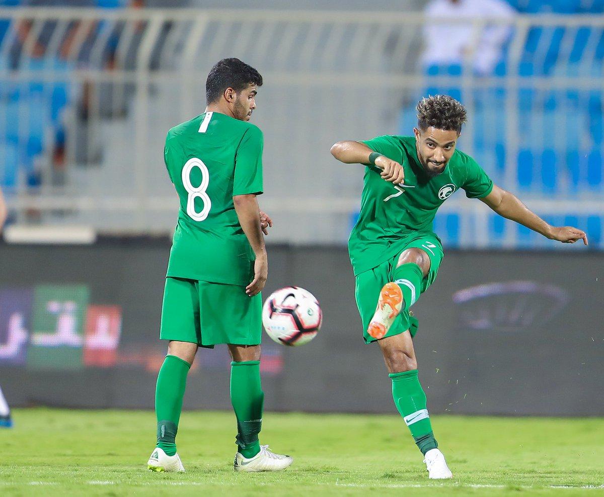 السعودية (أهداف+ملخص المباراة) السعودية تهدر
