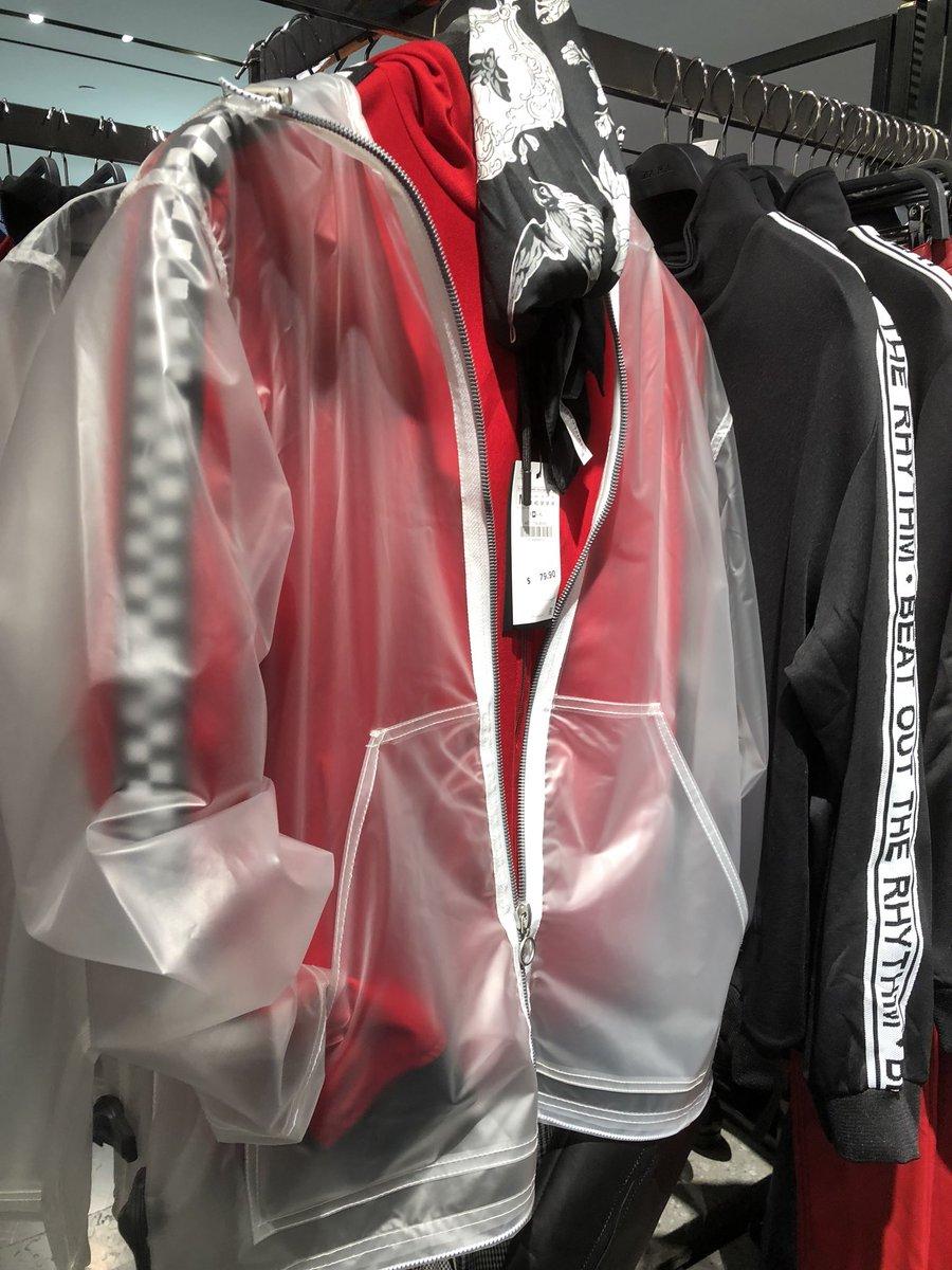Tanooki Joe Na Twitteru Why Would You Want A Transparent Jacket