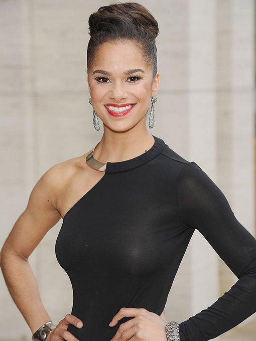 Happy Birthday Misty Copeland