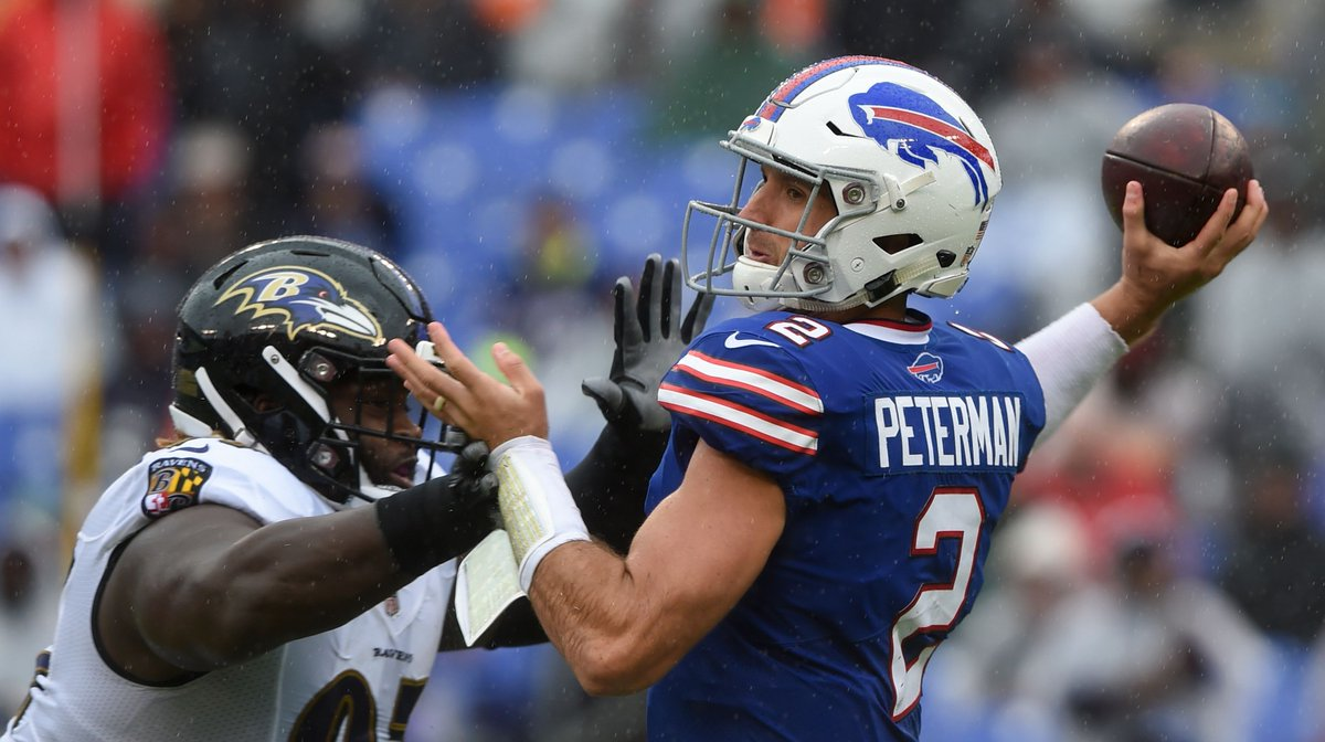 McDermott preaches patience as he mulls Bills quarterback decision
