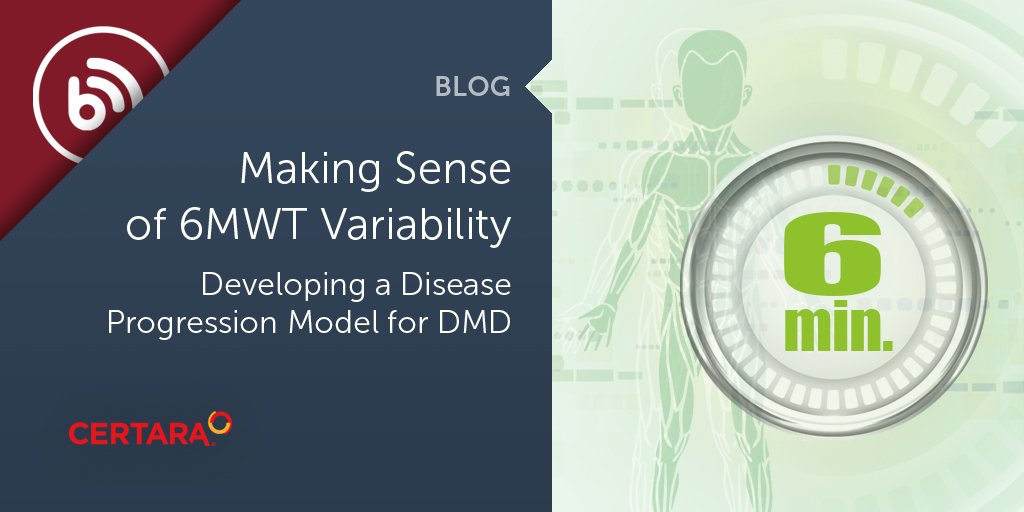 Read Our Latest Blog On The Development Of A Natural History Progression Model For Nne Muscular Dystrophy Dmd Using The 6 Minute Walk Test