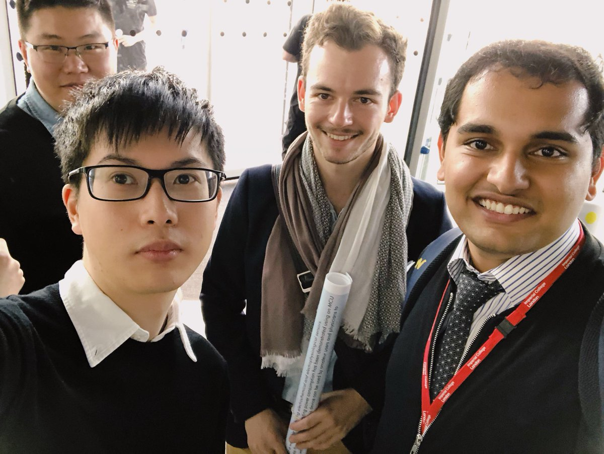 Jianyi Cheng Twitter Msc In Analogue And Digital Integrated Circuit Design Officially Finished Imperialcollegelondon Great To Meet You Allpic Cefowx6wsq