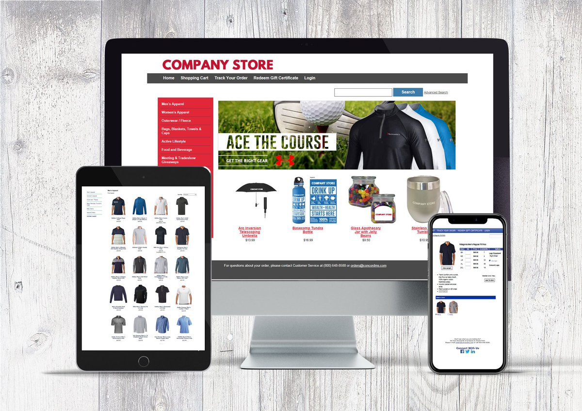 Concord Marketing Solutions   Corporate Promotional Products