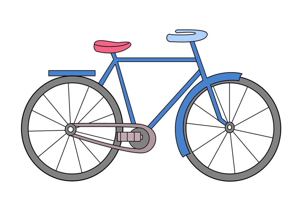 Easy Drawing Guides On Twitter Would You Like To Add A Bicycle To
