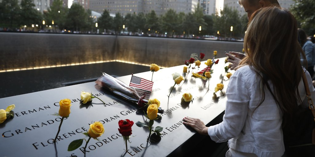 We will never forget the victims, the courage of those who risked their lives to save others, and the spirit of unity and resilience that emerged after 9/11. Use #Honor911 to share your messages of remembrance, unity and resilience. https://t.co/lwKI1ND86E #911Memorial #911Museum