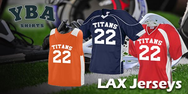 bb984f02a94 Custom printed lacrosse jerseys. Let s throw your team names