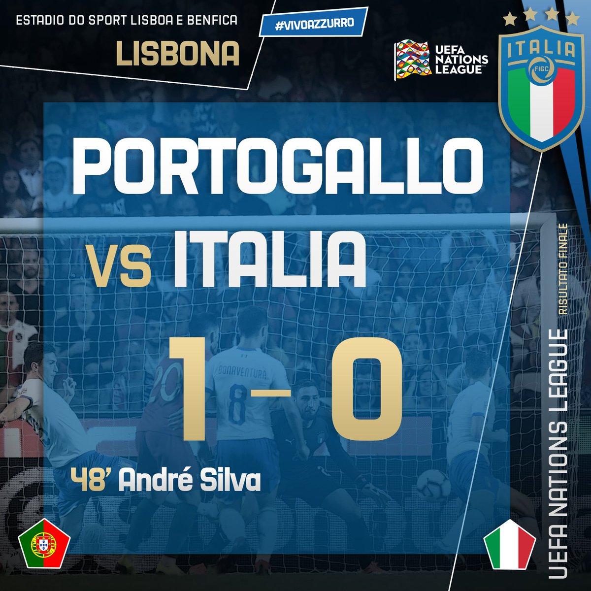 Portugal-Italie