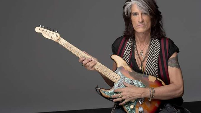 Happy 68th Birthday to  Aerosmith\s Joe Perry