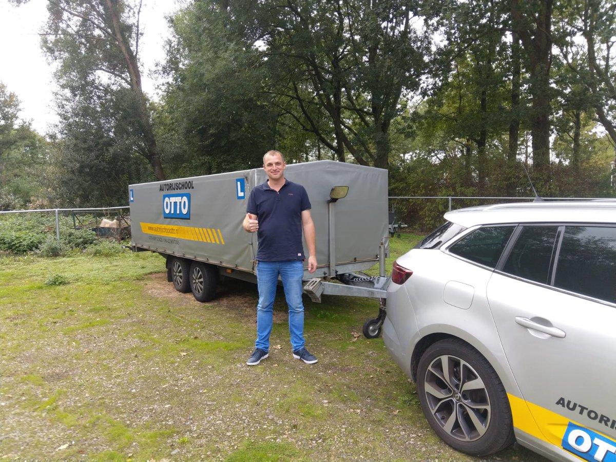 test Twitter Media - Sander Jerphanion Gefeliciteerd met het behalen van je BE rijbewijs! Een hele nette rit gereden. https://t.co/7qTDJYLgWl