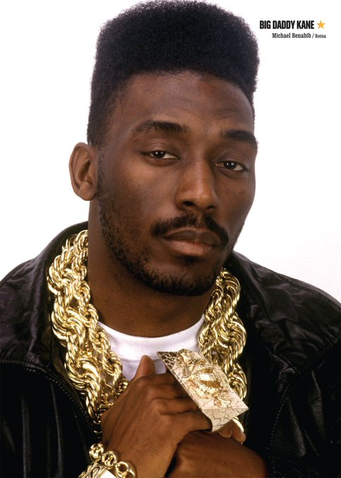 Happy birthday Big Daddy Kane .