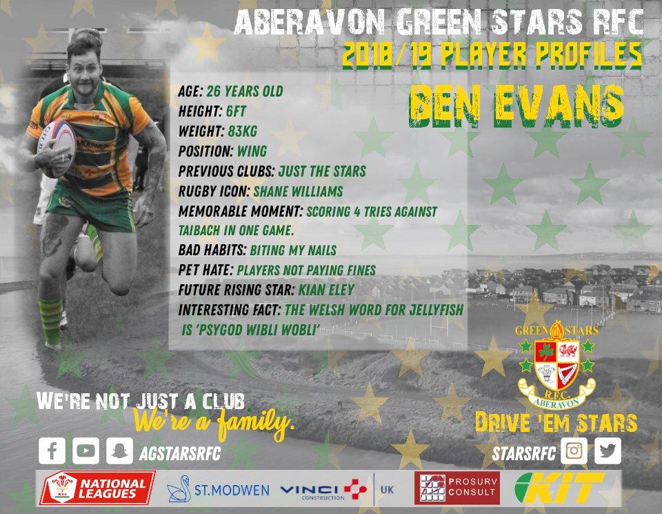 Aberavon Green Stars on Twitter