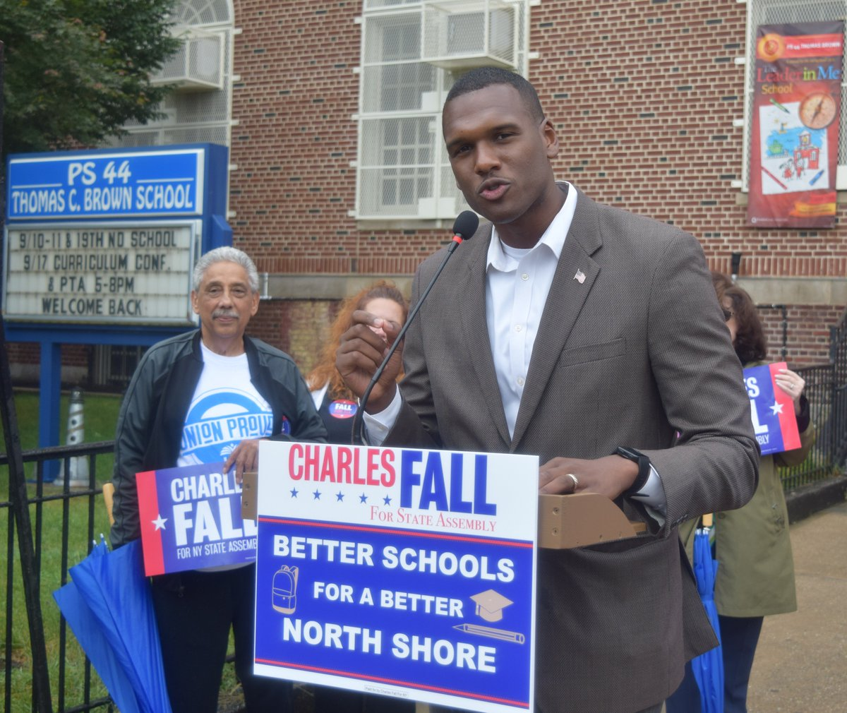 Image result for Charles Fall