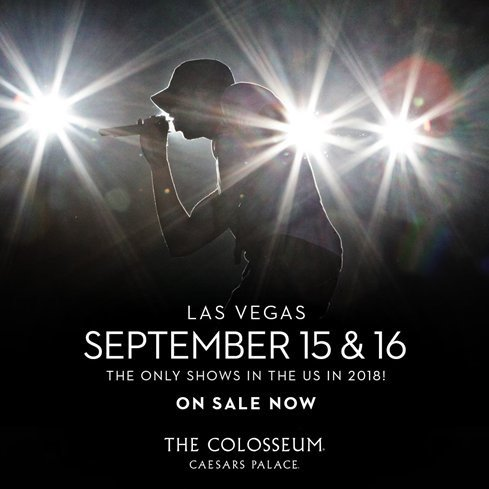 Las Vegas, nos vemos mañana! Can't wait for tomorrow, it's going to be a fun weekend   Sept 15th - https://t.co/6ZxXgOtp96 Sept 16th - https://t.co/VGUmTQcLEF https://t.co/kBOVyT4MHU
