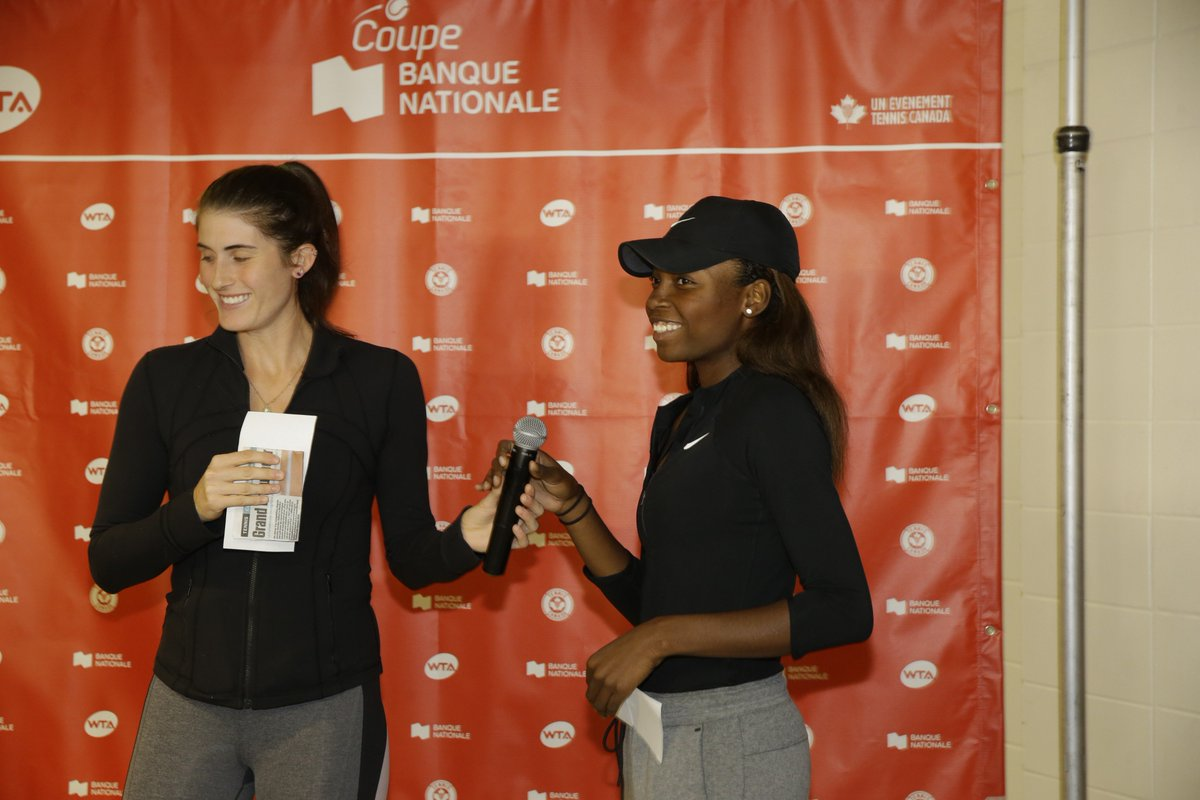 WTA QUEBEC 2018 - Page 2 DmxMceAUwAAll3B