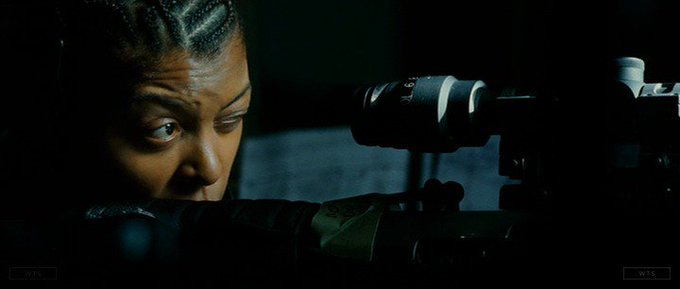 Taraji P. Henson is now 48 years old, happy birthday! Do you know this movie? 5 min to answer!
