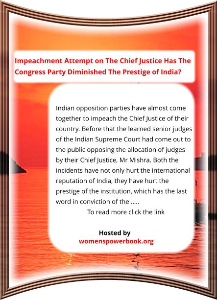 #publicengagement #publicity #FightingFor Fact plus fiction encyclopedia site: Washing of #dirtylinen in #public is always #bad. The very much learned Supreme Court #judges in #India have done so. What do you say? https://t.co/vzgJT5e6bd https://t.co/NbFqp4Q6QI