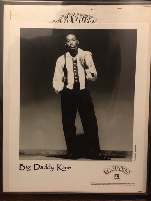 Happy bday to the Big Daddy Kane! You re a father to us all.