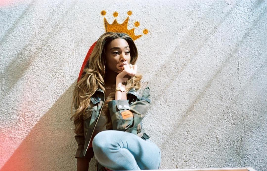 Alicia Keys  - Yes queen!! twitter @aliciakeys fashionweek