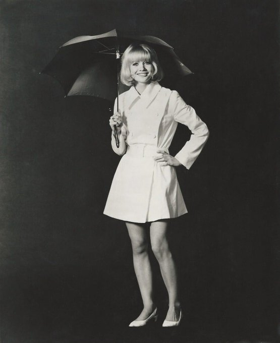Happy Birthday, Judy Geeson